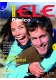 Agencia ELE basico A1+A2 podręcznik + CD audio