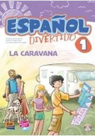 Espanol divertido 1 książka + CD audio