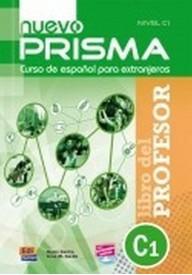 Nuevo Prisma nivel C1 przewodnik metodyczny