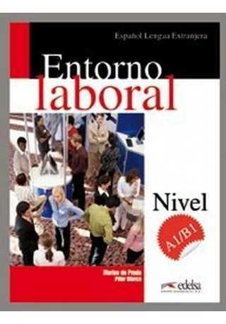 Entorno laboral podręcznik + CD audio