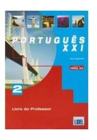 Portugues XXI 2 poradnik metodyczny