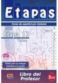 Etapas 13 przewodnik metodyczny