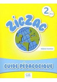 Zig Zag 2 A1.2 poradnik metodyczny