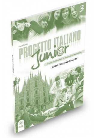 Progetto italiano junior 3 przewodnik metodyczny