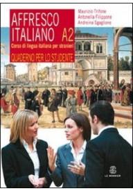 Affresco italiano A2 zeszyt ćwiczeń