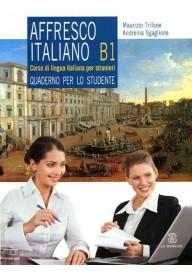 Affresco italiano B1 zeszyt ćwiczeń