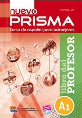 Nuevo Prisma nivel A1 przewodnik metodyczny
