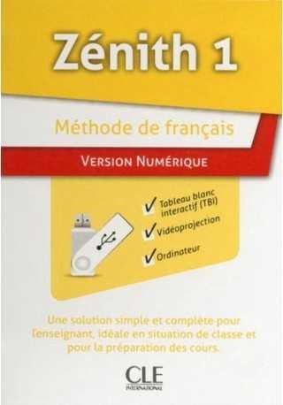 Zenith 1 Materiały do Tablicy interaktywnej TBI