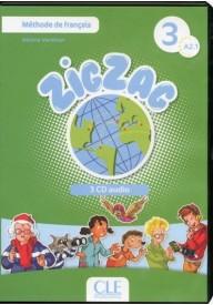 Zig Zag 3 A2.1 płyty CD audio