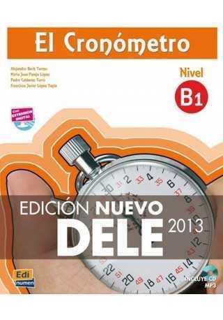 Cronometro nivel B1 książka + płyta MP3 edicion 2013