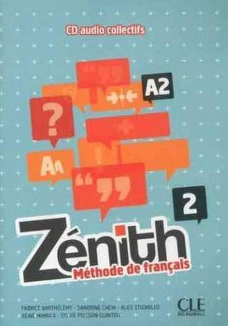 Zenith 2 płyty CD audio