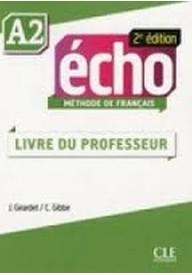 Echo A2 2ed przewodnik metodyczny