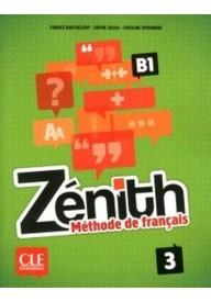 Zenith 3 podręcznik + DVD ROM