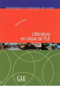 Litterature en classe de FLE