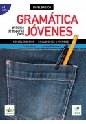 Gramatica practica de espanol para jovenes książka z kluczem