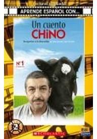 Cuento chino książka + płyta CD audio