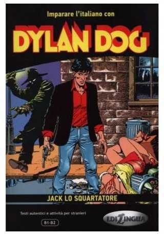 Dylan Dog Jack lo squartatore książka