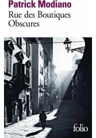 Rue des Boutiques Obscures folio