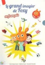 Grand imagier de Foxy en francais ksiązka + CD