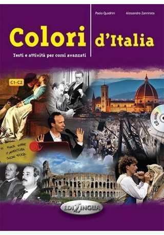 Colori d'Italia książka + CD audio