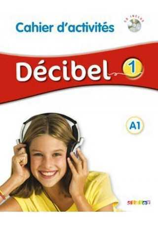Decibel 1 ćwiczenia z płyta MP3