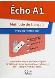 Echo A1 2ed materiały do tablicy interaktywnej TBI