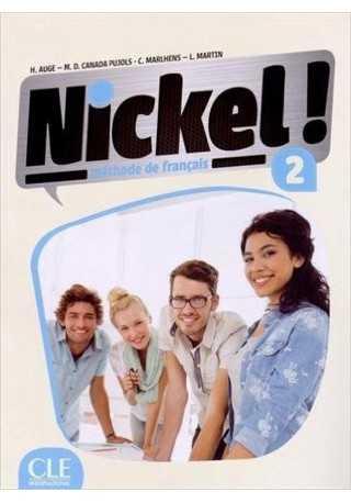 Nickel 2 podręcznik + płyta DVD ROM
