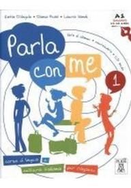 Parla con me 1 podręcznik + CD audio