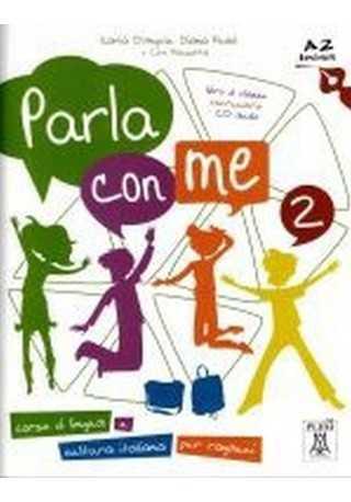 Parla con me 2 podręcznik + CD audio