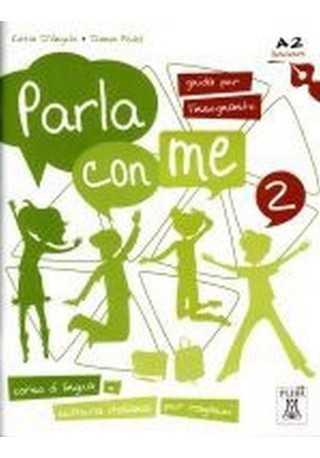 Parla con me 2 przewodnik metodyczny