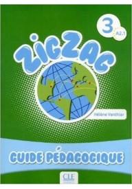 Zig Zag 3 A2.1 przewodnik metodycznmy