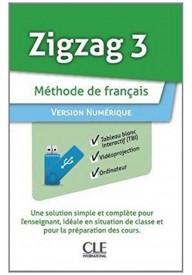 Zig Zag 3 A2.1 Materiały do tablicy interaktywnej TBI