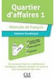 Quartier d'affaires 1 materiały do tablicy interaktywnej TBI