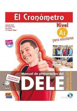 Cronometro Escolar A1 książka + CD audio lub zawartość online