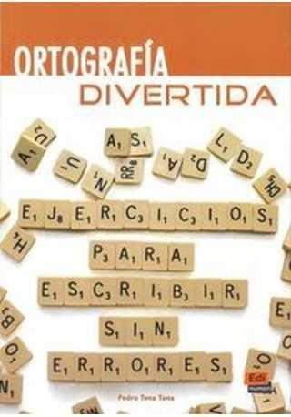 Ortografia divertida książka poziom A1-B1