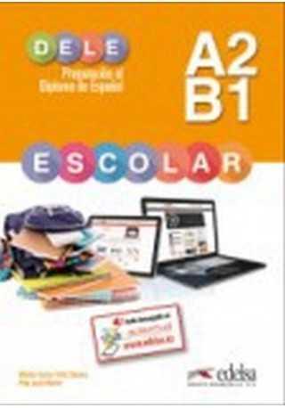 Dele Escolar A2/B1 książka