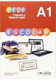 DELE Escolar A1 książka