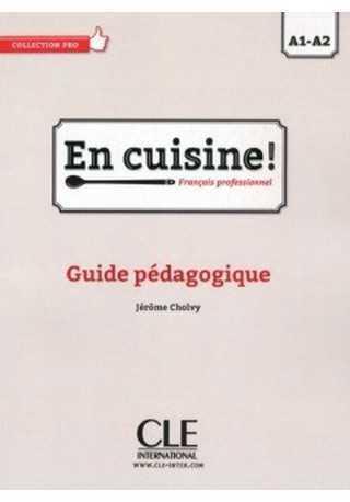 En cuisine A1-A2 przewodnik metodyczny