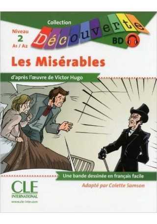 Miserables Niveau A1/A2 + CD Audio