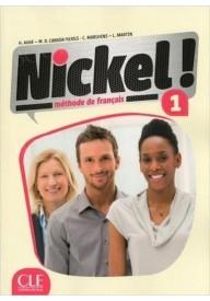 Nickel 1 podręcznik + płyta DVD