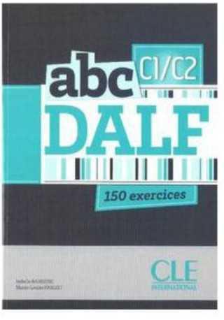 ABC DALF C1/C2 150 exercices książka + klucz + płyta MP3
