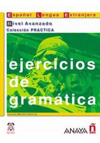 Ejercicios de gramatica nivel avanzado książka
