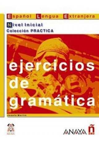Ejercicios de gramatica nivel inicial książka