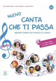 Nuovo Canta che ti passa książka + CD audio