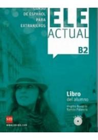 ELE Actual B2 podręcznik + płyty CD audio