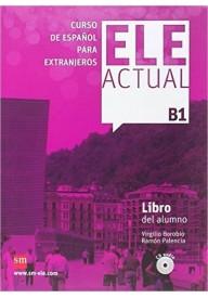 ELE Actual B1 podręcznik + płyty CD audio