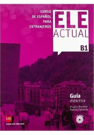 ELE Actual B1 przewodnik metodyczny + płyty CD audio