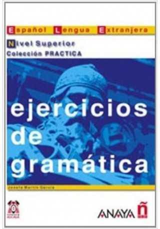 Ejercicios de gramatica nivel superior książka