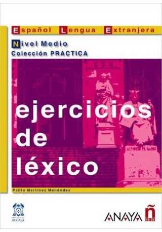 Ejercicios de lexico nivel medio książka