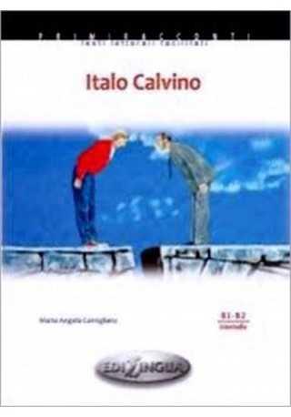 Italo Calvino książka + CD audio livello A2-C2